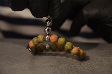 création bracelet perles