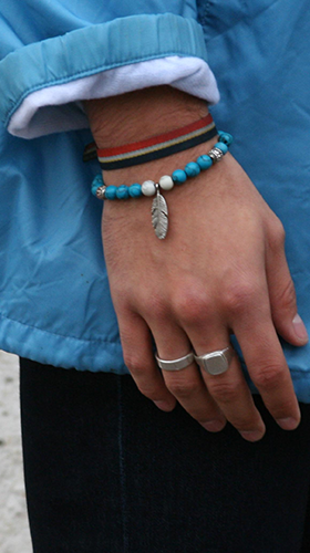 eviter oxydation bracelets