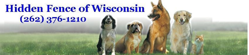 hidden fence of wisconsin dog fence and pet containment systems
