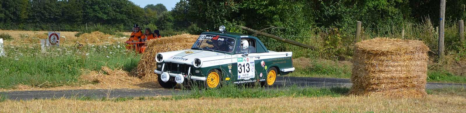 Saisons rallyes, événements automobiles