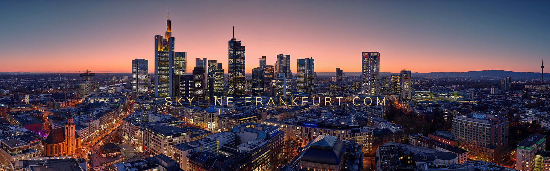 home skyline frankfurt fotos und panoramafotos. Black Bedroom Furniture Sets. Home Design Ideas