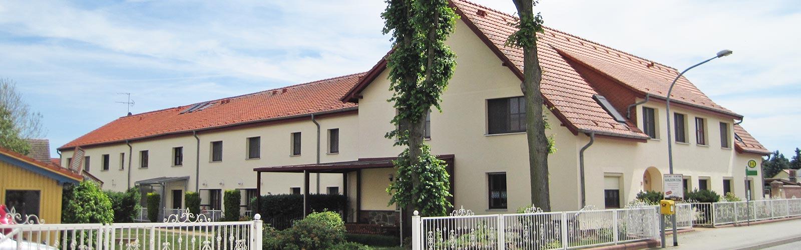 Ruhesitz Golzow, Belziger Str. 10 in 14778 Golzow