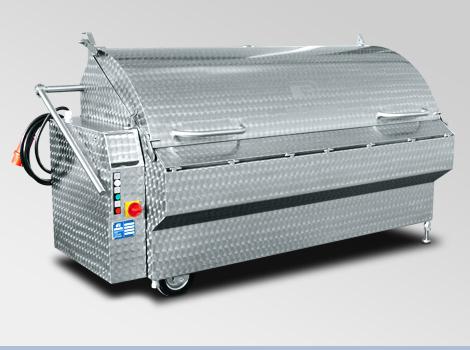 Generalüberholte Produkte Brüh- und Enthaarungsmaschinen
