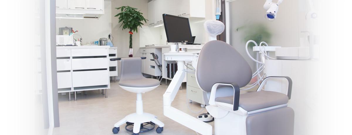 かわむら歯科 診療室
