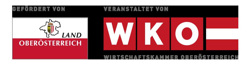 Veranstaltet von Wirtschaftskammer Oberösterreich und Land Oberösterreich