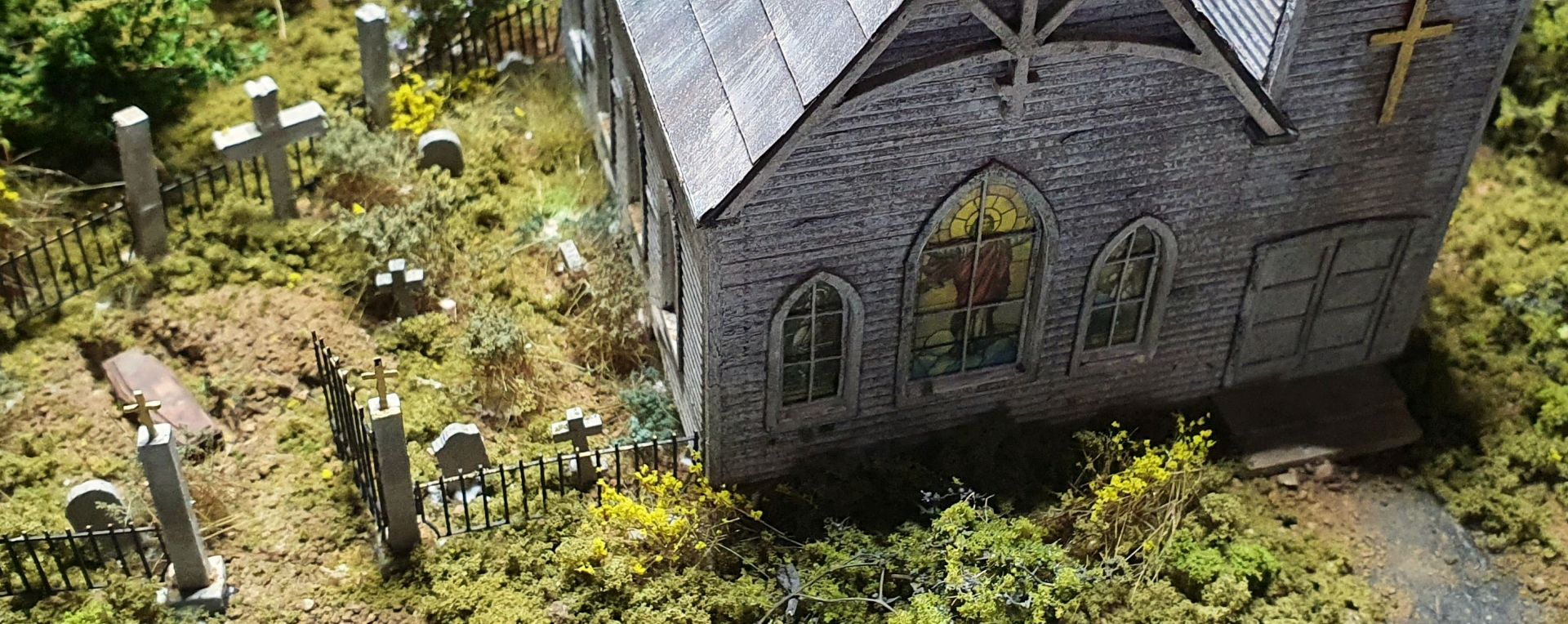 River Bend Chapel by FOS Scale