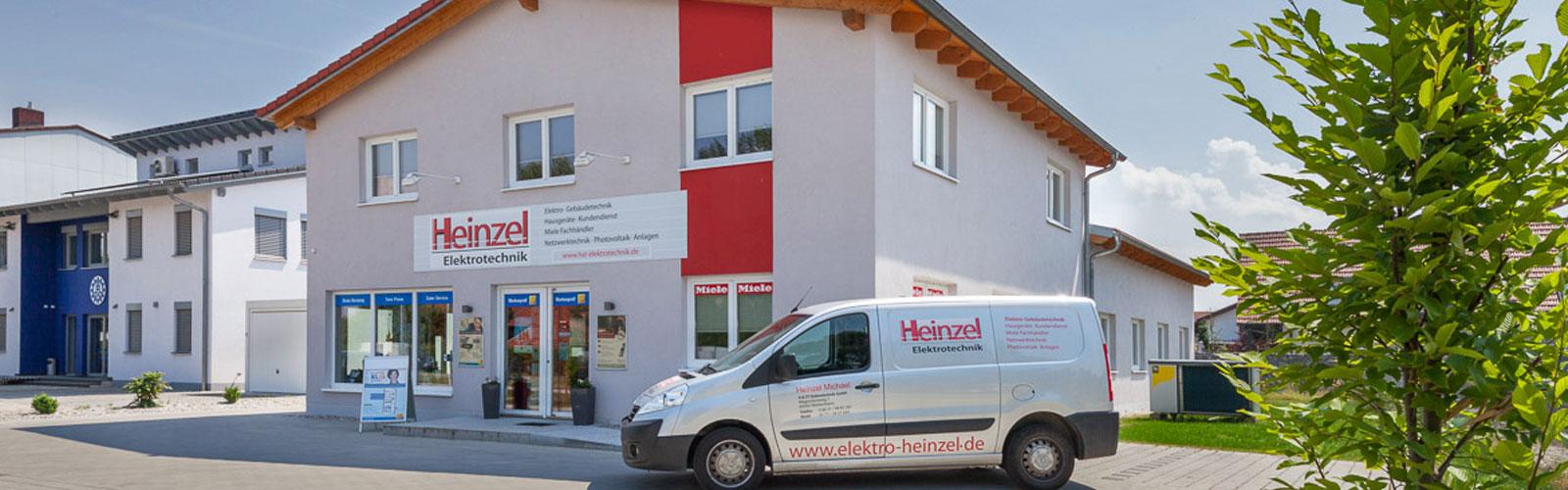 Elektro Heinzel Leistungen im Überblick