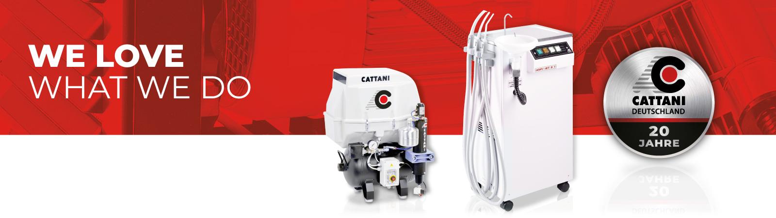 Cattani - Kompressoren