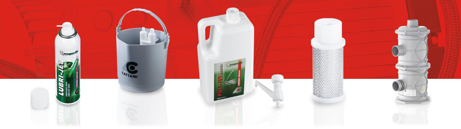 Cattani - Deutschland - Produkte