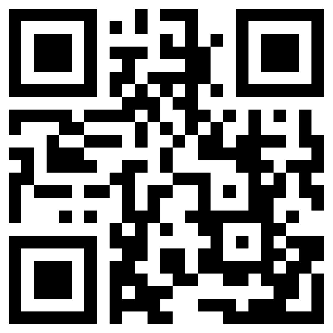 QR-Code für WhatsApp mit HERO24 Wasserschaden