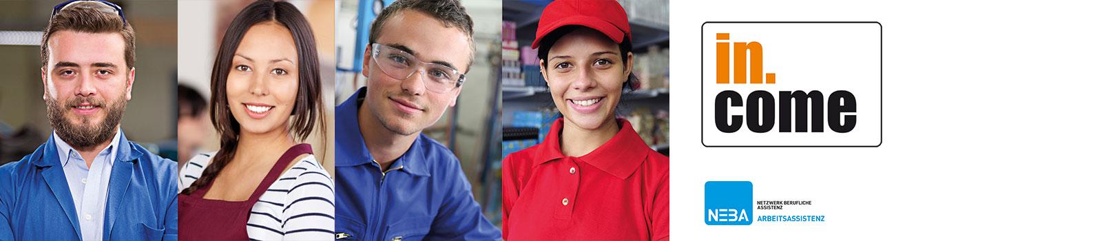 Jugendarbeitsassistenz