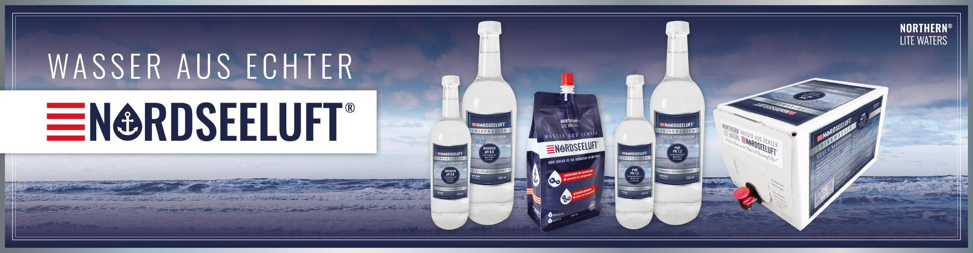Nordseeluft zum Trinken