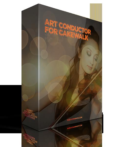 Babylonwaves Art Conductor for Cakewalk