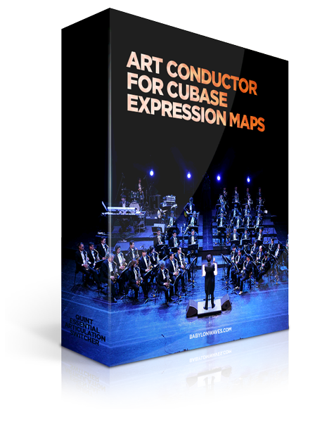 Babylonwaves Art Conductor for Cubase