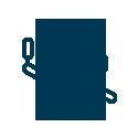Icon für die neuste Technik und Standards
