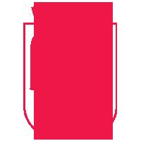 Das Wappen von Potsdam im S&-Rot - Ihre Personaldienstleister