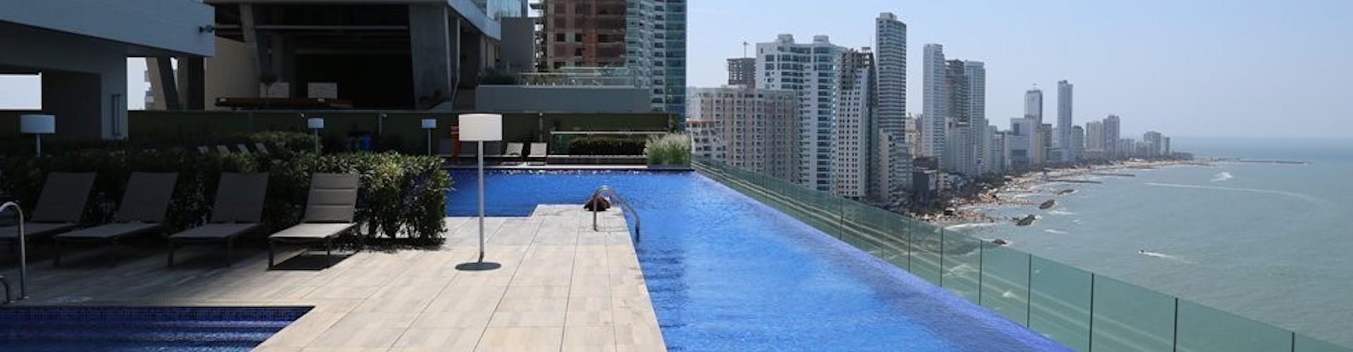 vente agent Immobilier vue mer colombie maison appartement investissement achat propriete en colombie