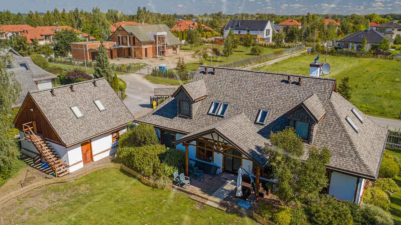 CertainTeed jest największym producentem pokryć dachowych w ameryce północnej