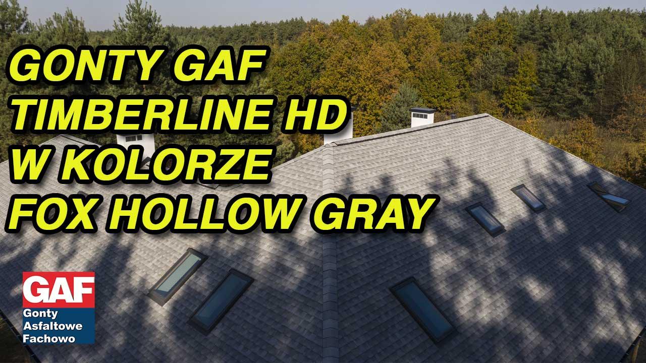 GAF jest największym producentem pokryć dachowych w ameryce północnej