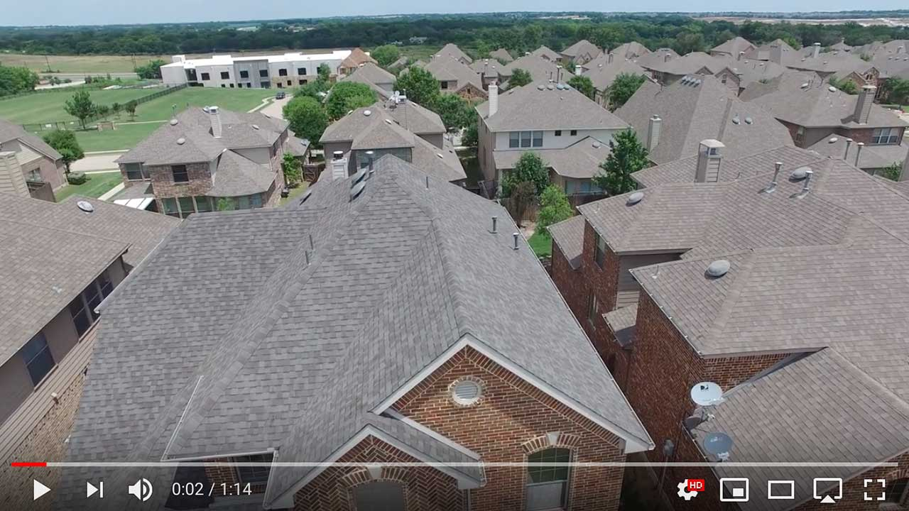 Dachy pokryte gontem Landmark™
