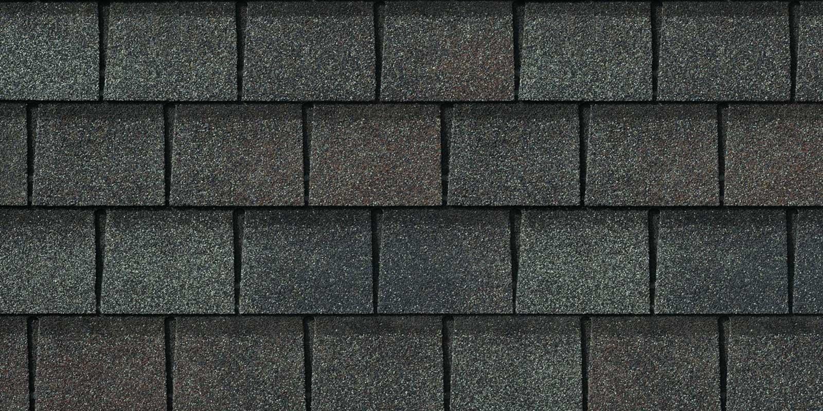 Zdjęcie produktu jakim jest gont bitumiczny amerykańskiej firmy GAF z linii Slateline, pokrycia dachowe