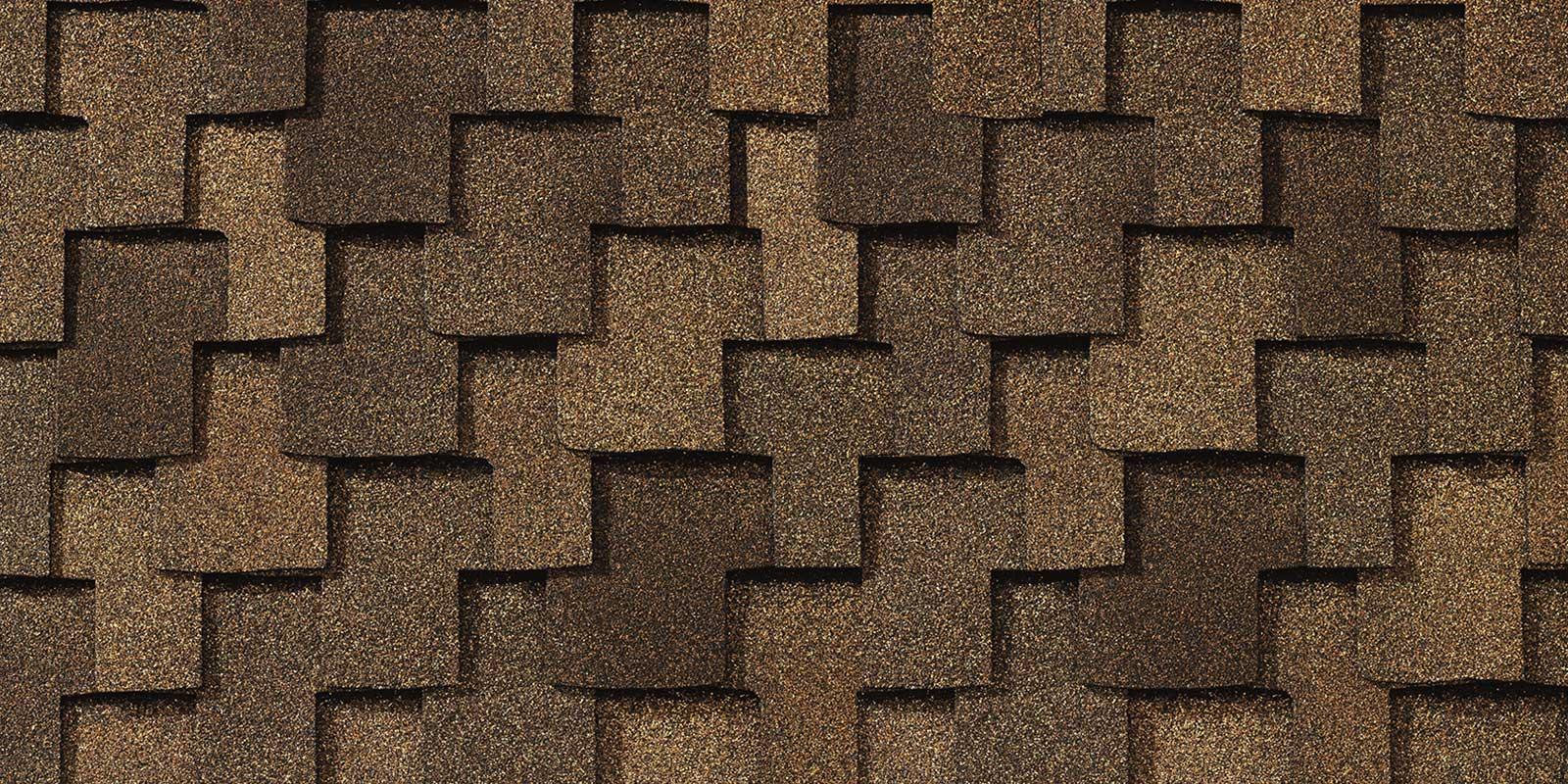 Zdjęcie produktu jakim jest gont bitumiczny amerykańskiej firmy GAF z linii Grand Sequoia, pokrycia dachowe