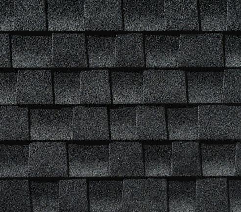 Gont Bitumiczny GAF Timberline HDZ w kolorze charcoal