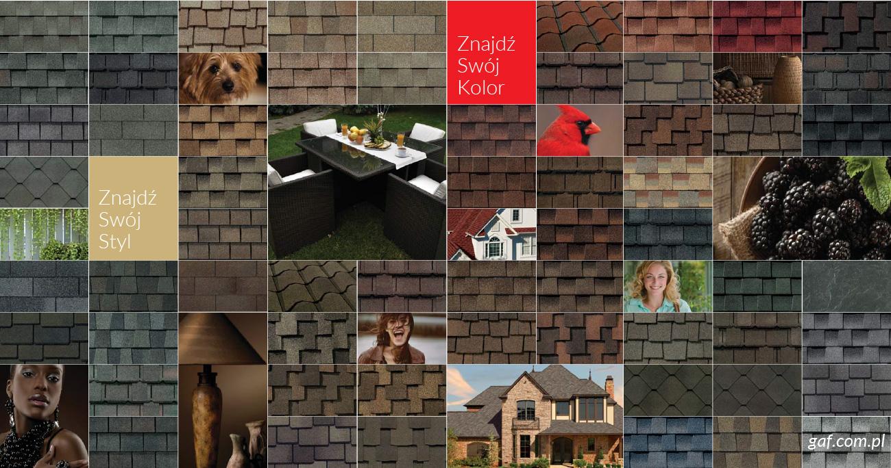 Wybierz Swój wymarzony nowy dach