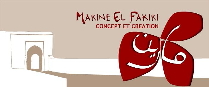 Marine El Fakiri, Concept et Création