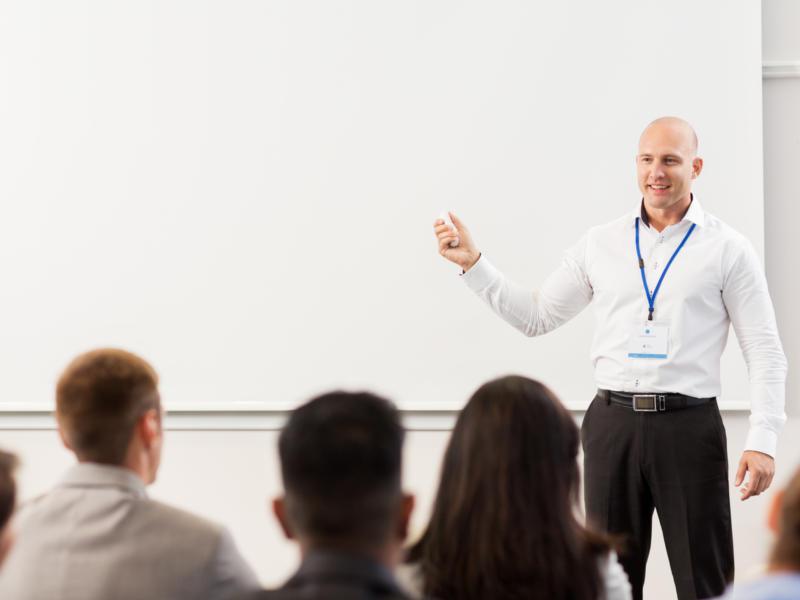 Stellenangebot für Dozenten / Referenten