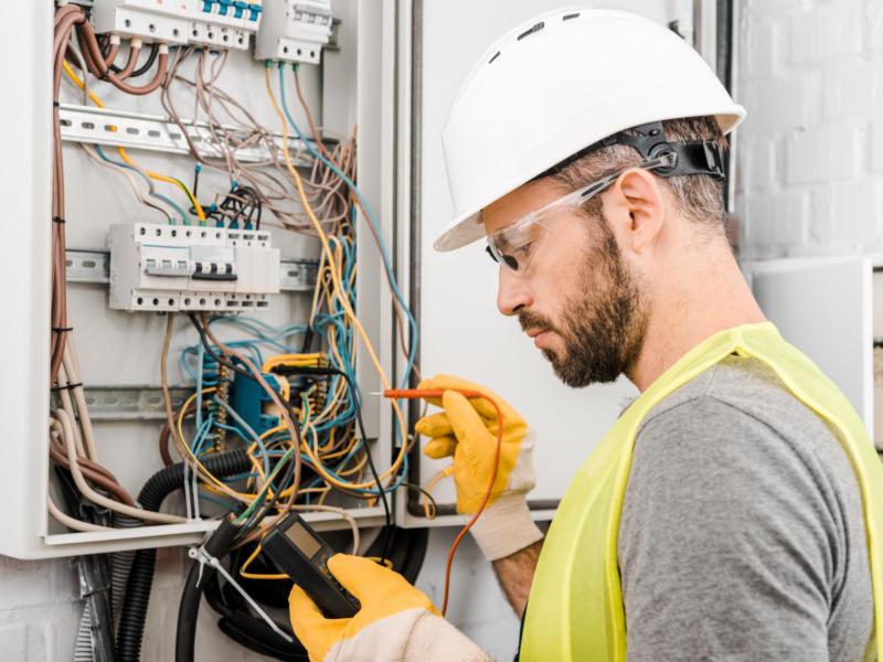 Stellenangebot für Elektriker