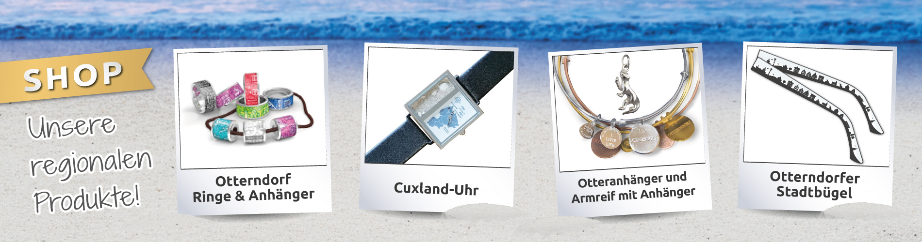 Shop mit regionalen Otterndorf Produkten