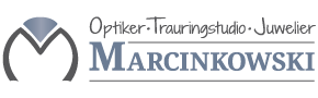 Marcinkowski – Optiker • Trauringstudio • Juwelier