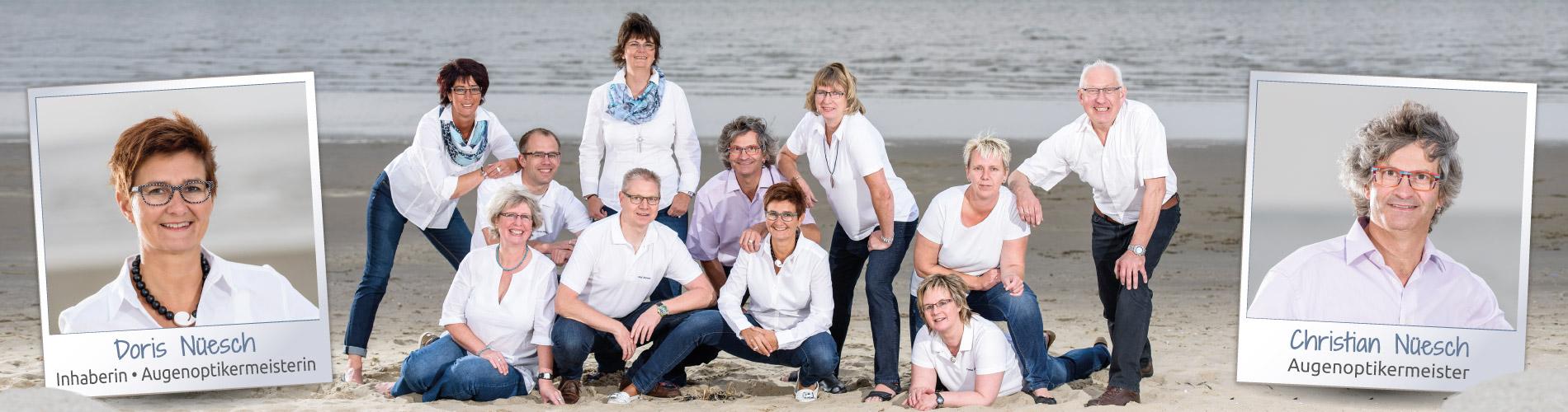 Team von Marcinkowski in Otterndorf