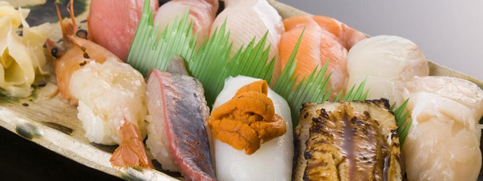 本格お寿司