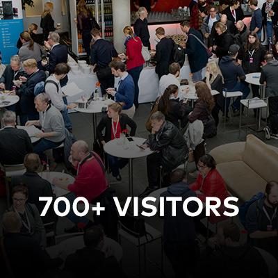 700 Visitors