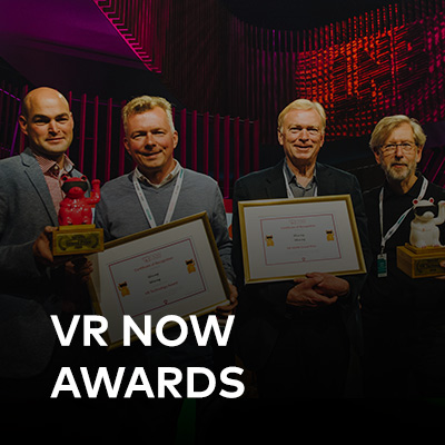 VR Now awards