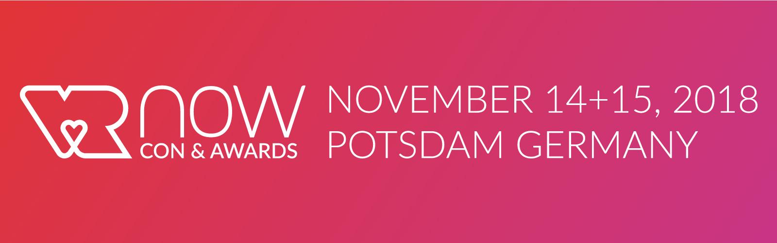 vr now con 2018 Potsdam