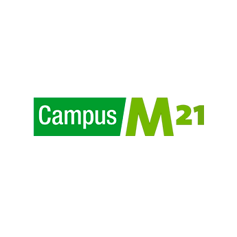 Smiling Customer - Logo Campus M21