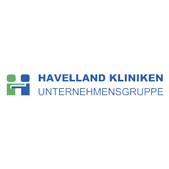 Smiling Customer - Logo Havelland Kliniken