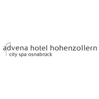 Smiling Customer - Logo Advena Hotel Hohenzollern
