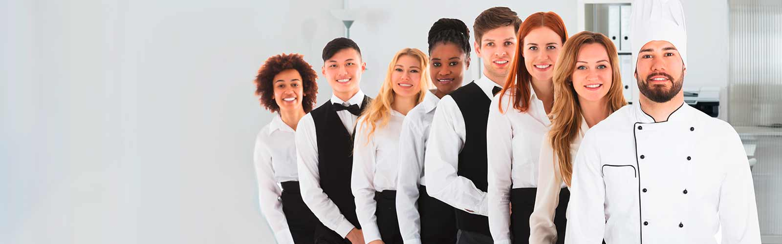 Smiling Customer - Engagierte Hotelmitarbeiter