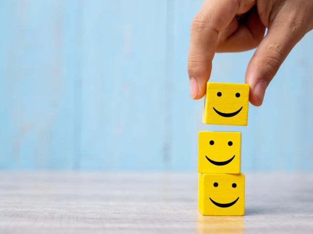Smiling Customer hilft Ihnen, Ihre Kunden zu begeistern