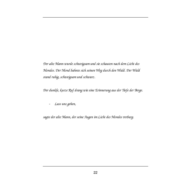 Lass uns gehen Branko Stahl Märchen Romane Lyrik