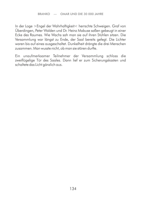 Omar und die 30000 Jahre Branko Stahl Märchen Romane Lyrik