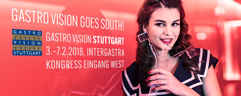 Gastro Vision Stuttgart - Gastronomiemesse