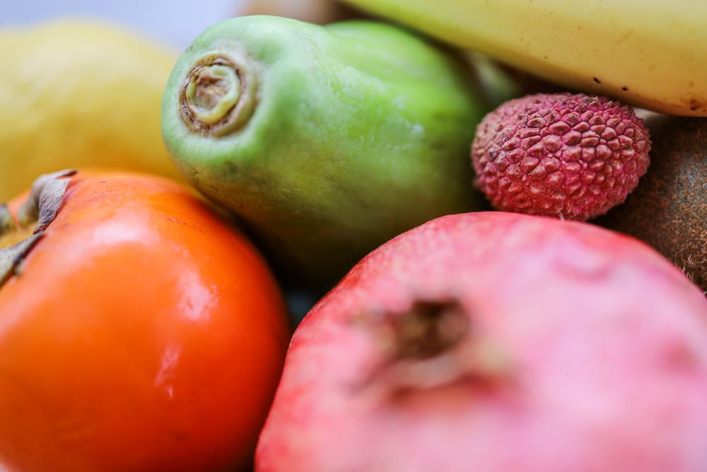 Frisches Obst ist Teil vom Ernährungsmanagement