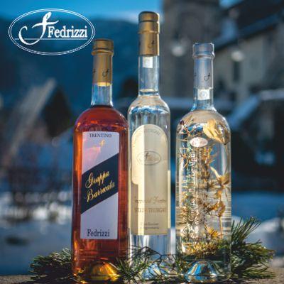 distilleria fedrizzi val di non trento grappe artigianali