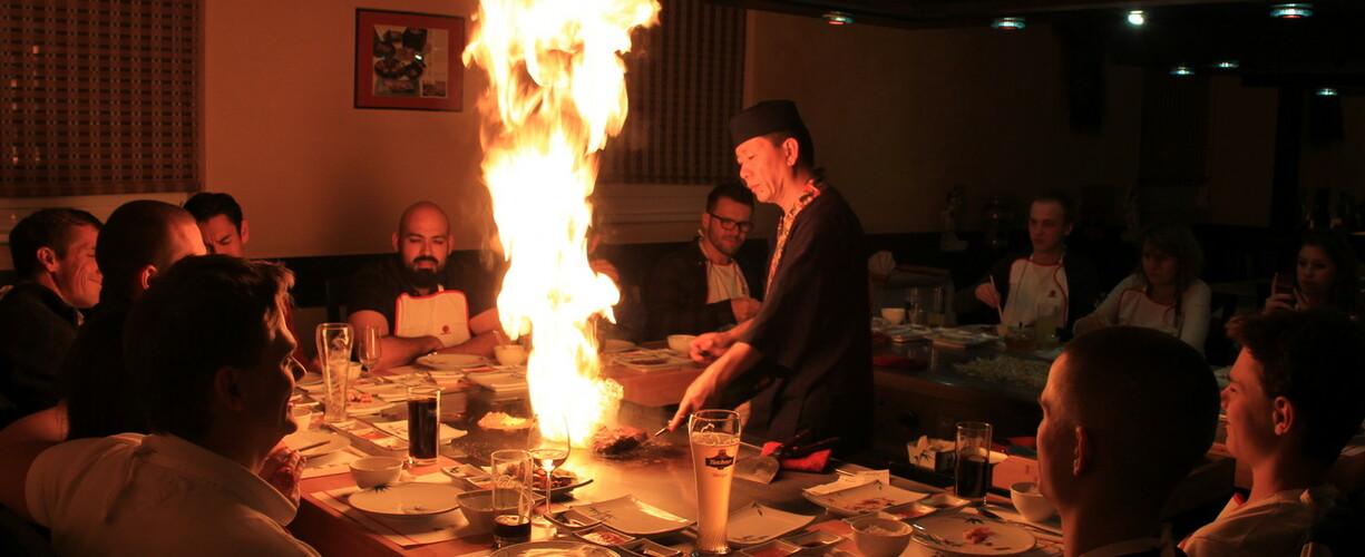 Herzlich Willkommen Japanisches Restaurant Nippon