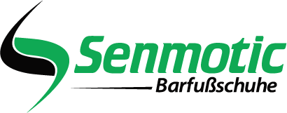 Senmotic barefoot shoes logo